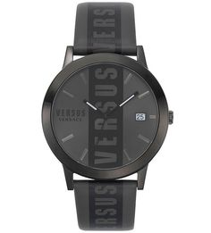 Кварцевые часы с функцией даты Versus