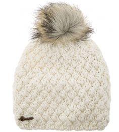 Вязаная шапка с помпоном Herman