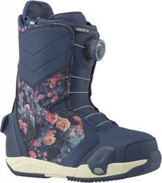 Сноубордические ботинки женские Burton Limelight Step On, размер 38