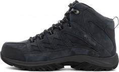 Ботинки мужские Columbia Crestwood MID Suede WP, размер 43