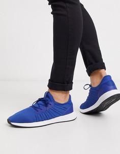 Синие сетчатые кроссовки Jack & Jones-Синий