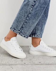 Белые кроссовки adidas Originals Nizza-Белый
