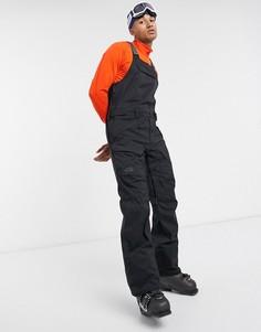Черные лыжные брюки The North Face-Черный