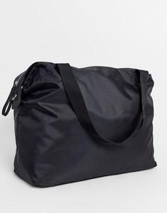 Дорожная сумка дафл Ichi-Черный