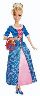 Кукла Disney Мерида Прекрасная зима BDJ15