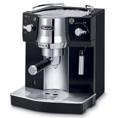 Рожковая кофеварка DeLonghi EC820.B Black Delonghi