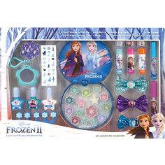 Детская декоративная косметика Markwins Frozen Для лица и ногтей