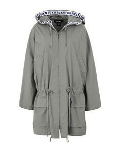 Легкое пальто Dkny