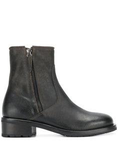 Henderson Baracco ботинки Челси с застежкой-молнией
