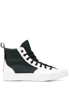 Converse высокие кроссовки