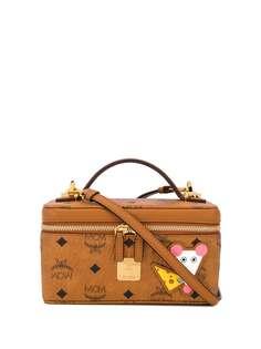 MCM сумка-тоут с логотипом