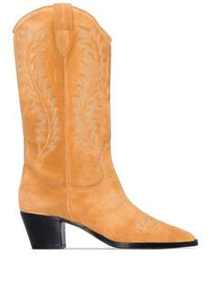 Paris Texas embroidered 55mm cowboy boots
