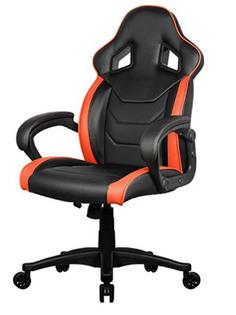 Компьютерное кресло AeroCool AC60C AIR-BO Black-Orange