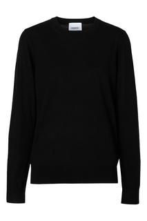 Джемпер черного цвета Burberry