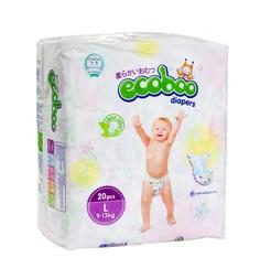 Подгузники Ecoboo Детские (9-13 кг) шт.