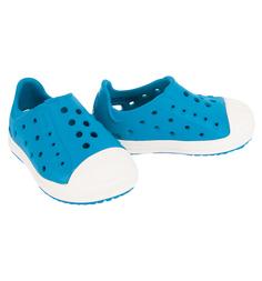 Туфли пляжные Crocs Bump It Shoe K Ultramarine/Oyster