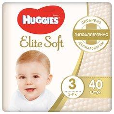Подгузники Huggies Elite Soft 3 (5-9 кг) шт.