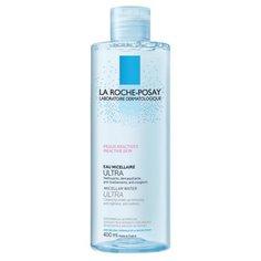 La Roche-Posay мицеллярная вода для чувствительной и склонной к аллергии кожи лица и глаз Ultra Reactive, 400 мл