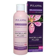 Мицеллярная вода PULANNA Belamcanda micellar fluid с беламкандой