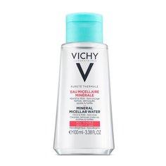 Vichy мицеллярная вода с минералами для чувствительной кожи, 100 мл