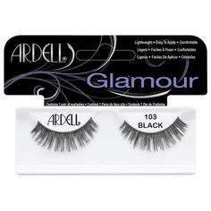 Ardell накладные ресницы Glamour Fashion Lash 103 black
