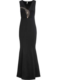 Вечернее платье макси с нарядной аппликацией Bonprix
