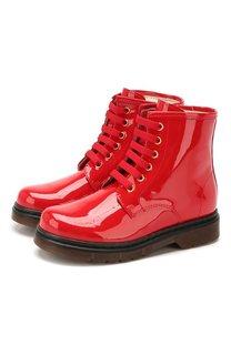 Кожаные ботинки Missouri