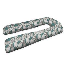 Подушка для беремненных+MARENGO TEXTILE+Ракушки