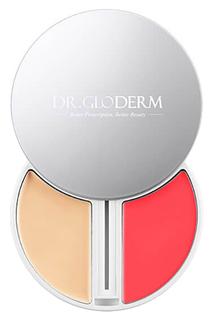 Набор для макияжа Dr.Gloderm Skin Fixer Perfect Complexion #21 Light Beige