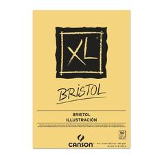 Альбом для графики Canson XL Bristol, 21х29,7см,склейка 50 листов