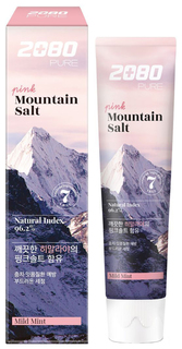 Зубная паста KeraSys 2080 Pure Pink Mountain Salt 120 г