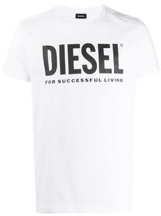 Diesel футболка с логотипом