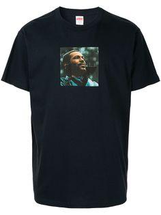 Supreme футболка Marvin Gaye
