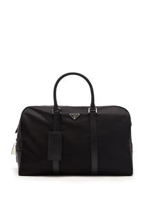 Дорожная сумка из нейлона Prada