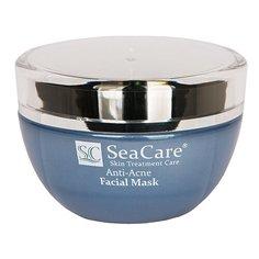 SeaCare Анти-Акне маска для лица от прыщей и угрей Anti-Acne Facial Mask, 50 мл