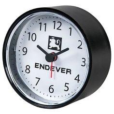 Часы настольные ENDEVER RealTime-22/23 черный / белый