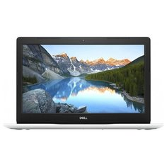 "Ноутбук DELL Inspiron 3582 (Intel Pentium N5000 1100 MHz/15.6""/1366x768/4GB/1000GB HDD/DVD нет/Intel UHD Graphics 605/Wi-Fi/Bluetooth/Linux) 3582-3368 белый"