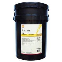 Циркуляционное масло SHELL Morlina S2 B 150 20 л