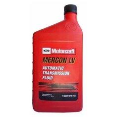 Трансмиссионное масло Ford Motorcraft Mercon LV 0.9 л