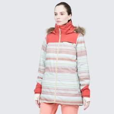 Куртка утепленная женская Burton Lelah, размер 46-48