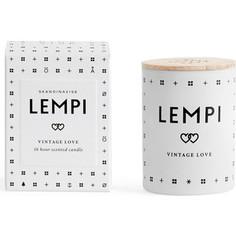 Свеча ароматическая SKANDINAVISK Lempi с крышкой 55 г