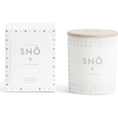 Свеча ароматическая SKANDINAVISK SNO с крышкой 200 г