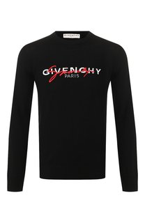 Шерстяной джемпер Givenchy