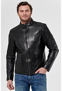 Куртка из натуральной кожи Al Franco