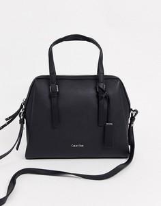 Черный портфель Calvin Klein