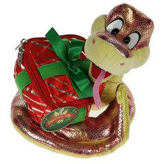 """Сумочка для подарка """"Змея"""", 25 см Подарки и сувениры"""