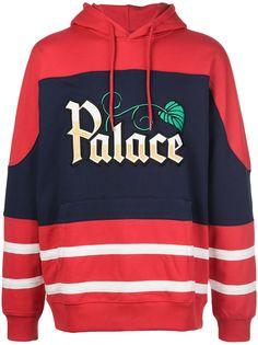 Palace худи с логотипом