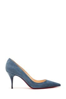 Туфли на невысоком каблуке Clare 80 Christian Louboutin