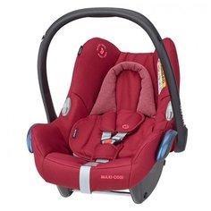 Автокресло-переноска группа 0+ (до 13 кг) Maxi-Cosi CabrioFix, essential red