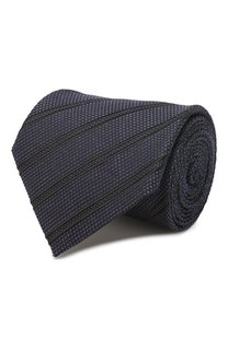Галстук из смеси шелка и льна Tom Ford